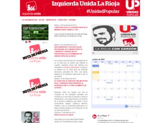 iularioja.org screenshot