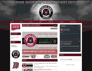 iupmenshockey.pointstreaksites.com screenshot