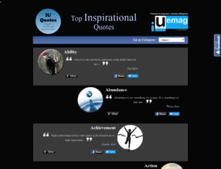 iuquotes.com screenshot