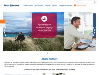 iuris.allianz-assistance.es screenshot