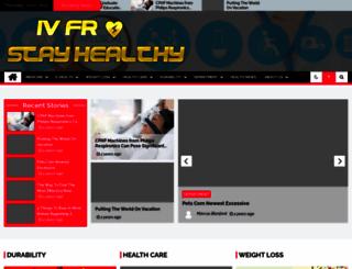 iv-fr.net screenshot