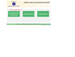 ivacbd-etoken.com screenshot