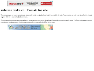 ivafial.webovastranka.cz screenshot