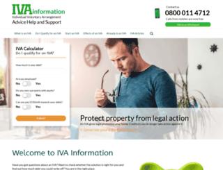 ivainformation.com screenshot