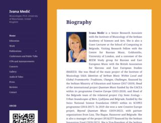 ivana.lordofsoftware.com screenshot
