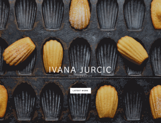 ivanajurcic.com screenshot