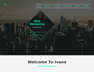 ivanasoft.com screenshot