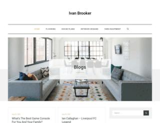 ivanbrooker.com screenshot