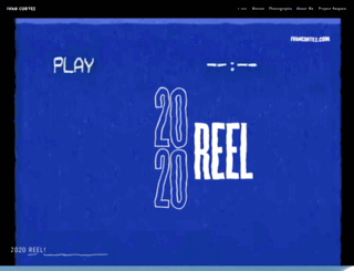 ivancortez.com screenshot