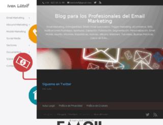 ivanlutolf.com screenshot