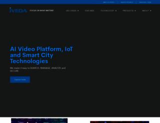 iveda.com screenshot