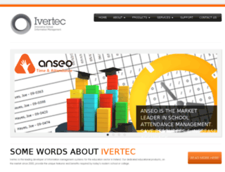 ivertec.com screenshot