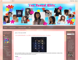 ivesoundgirls.blogspot.com screenshot