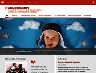 ivf.org screenshot