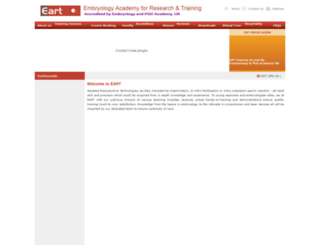 ivftraining.com screenshot