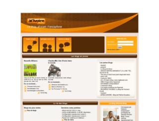 ivoire-blog.com screenshot