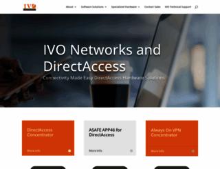 ivonetworks.com screenshot