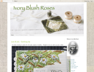 ivoryblushroses.blogspot.com screenshot