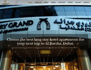 ivorygrandhotels.com screenshot