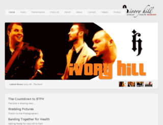 ivoryhill.us screenshot