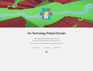 ivotechnology.com screenshot