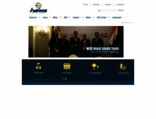 ivrcl.com screenshot