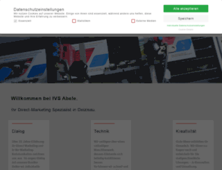 ivsabele.net screenshot
