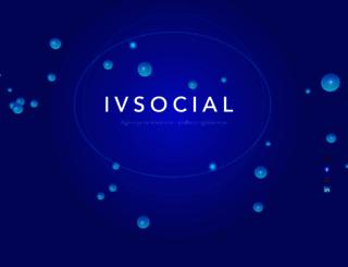ivsocial.com screenshot
