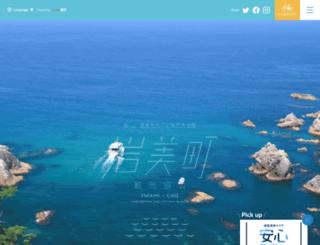 iwamikanko.org screenshot