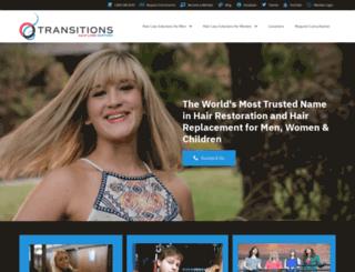 iwanthair.com screenshot
