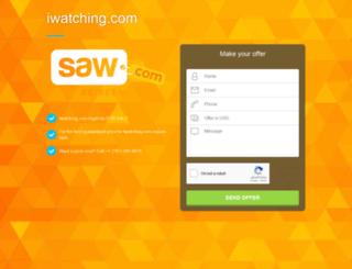 iwatching.com screenshot
