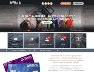 iwbank.de screenshot