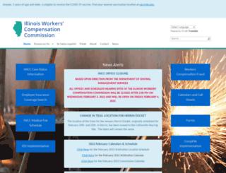 iwcc.il.gov screenshot