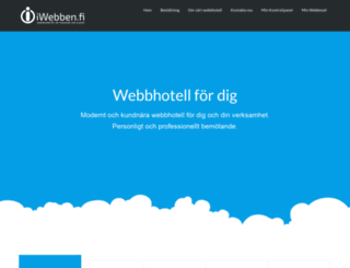 iwebben.fi screenshot
