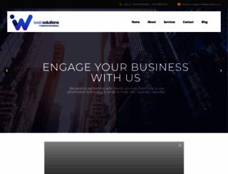 iwebsolutions.co screenshot