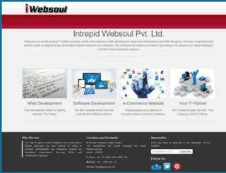 iwebsoul.in screenshot