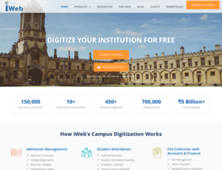 iwebtechno.com screenshot