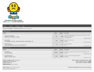 iwforums.boardhost.com screenshot