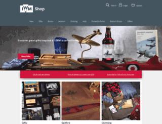 iwmshop.org.uk screenshot