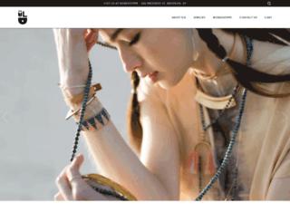 iwonaludygadesign.com screenshot