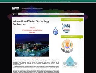 iwtc.info screenshot