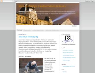 ix-tours.blogspot.com screenshot