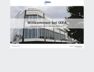 ixea.net screenshot