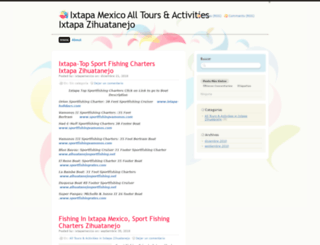 ixtapamexico.wordpress.com screenshot