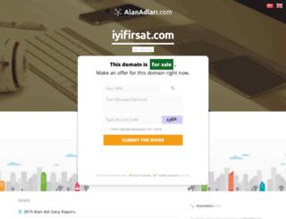 iyifirsat.com screenshot