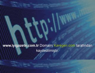 iyigazete.com.tr screenshot