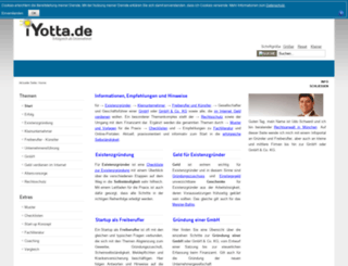 iyotta.de screenshot