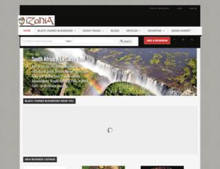 izania.com screenshot