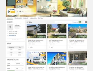 izemlak.net screenshot