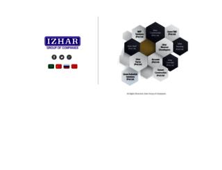 izhar.com screenshot